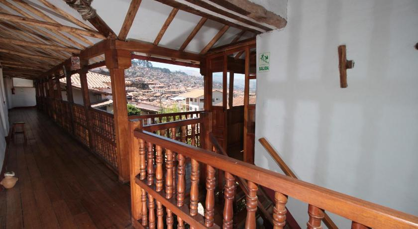Twin Room with City View El Balcon
