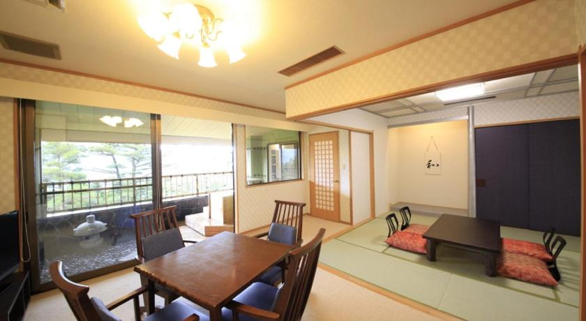 Luxury Room with Tatami Area + Open-Air Bath*