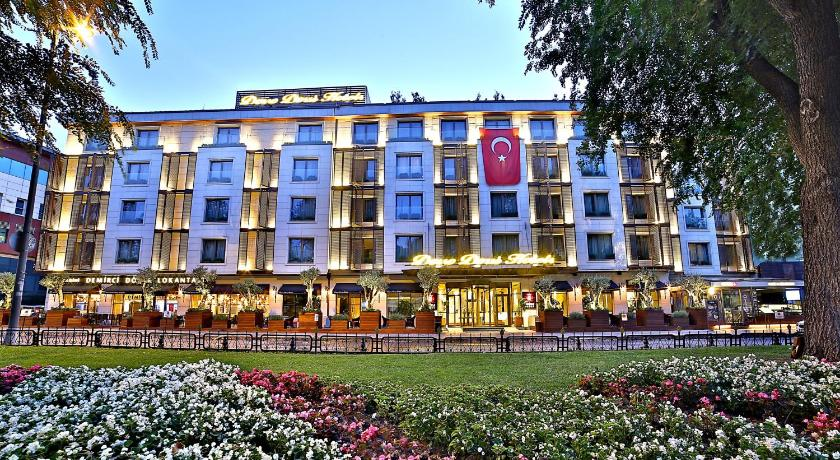 Best time to travel Turkey Dosso Dossi Hotels & Spa Downtown