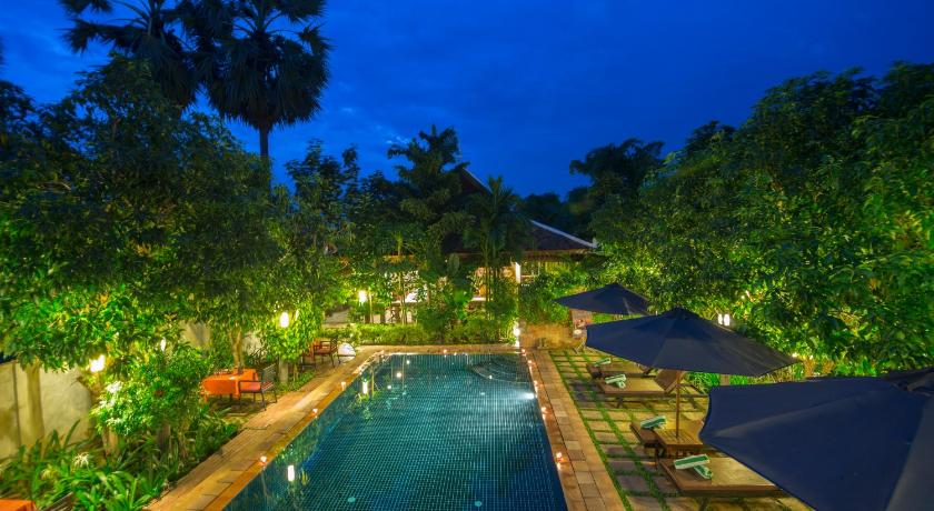 Best time to travel Cambodia Bunwin Residence