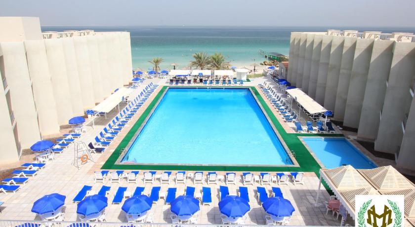 Best time to travel Sharjah Beach Hotel Sharjah