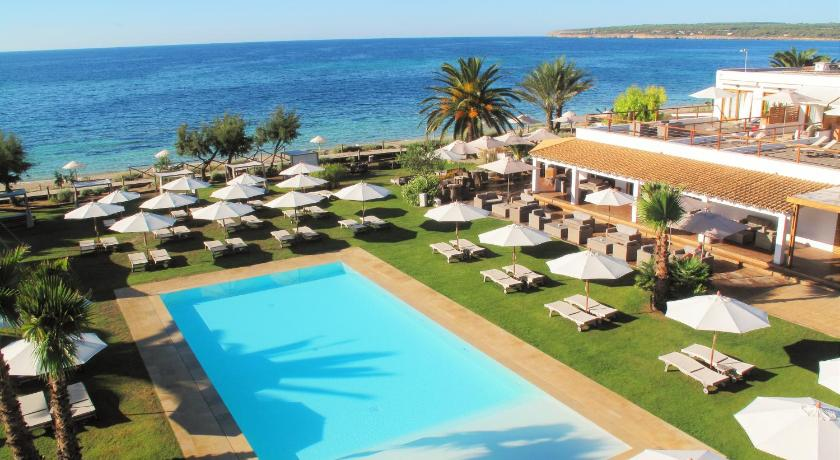 Best time to travel Formentera Gecko Hotel & Beach Club