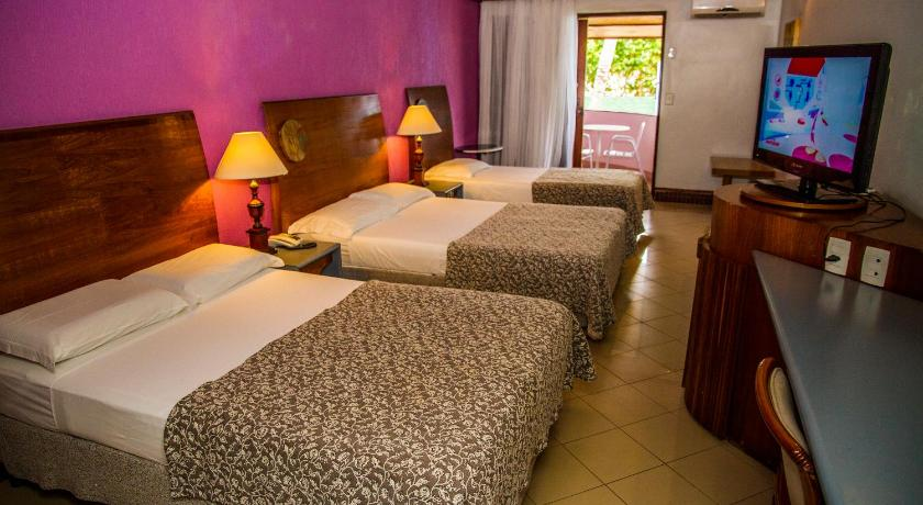 Double Standard Room with Balcony - Breakfast Included Resort Arcobaleno All Inclusive