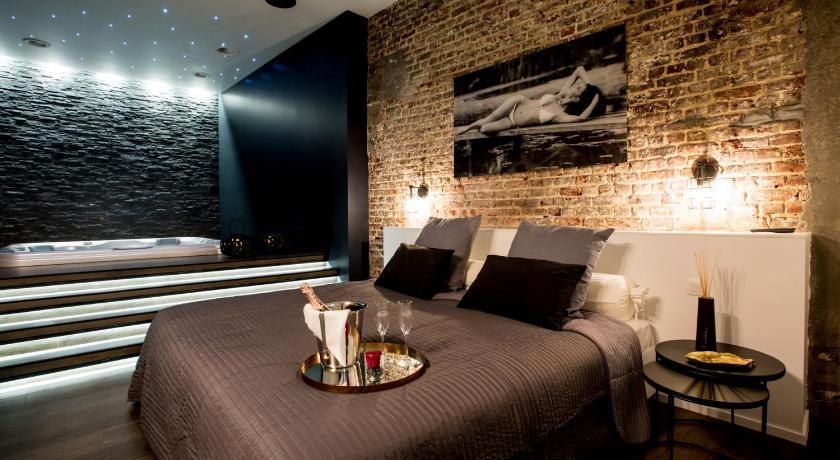 Chambre Avec Jacuzzi Sauna Privatif Brussels Booking Deals