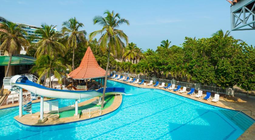 Hotel Las Americas Casa De Playa Cartagena De Indias Ofertas