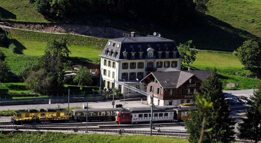 More about Hotel de la Gare