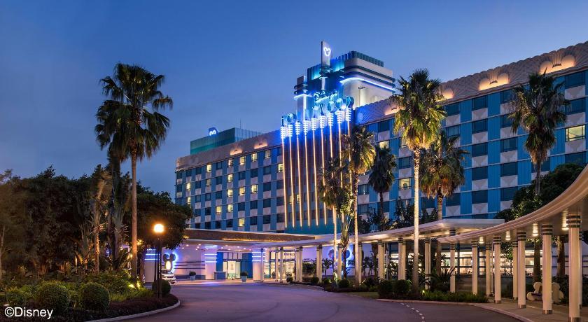 Best time to travel Tsuen Wan Disney's Hollywood Hotel