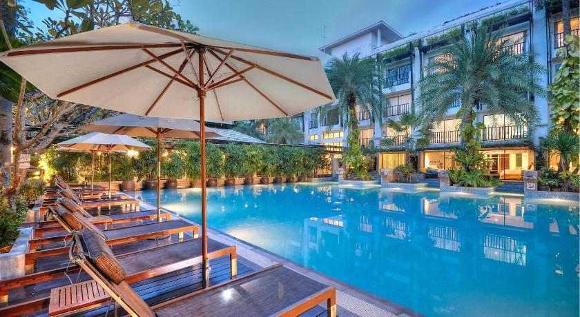 Best time to travel Phuket Province Burasari Phuket Resort & Spa