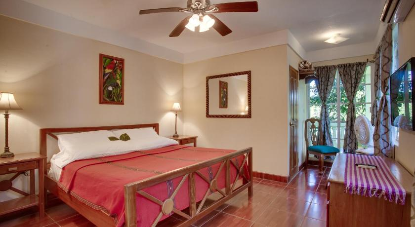 Deluxe Double Suite with Pool View Midas Resorts