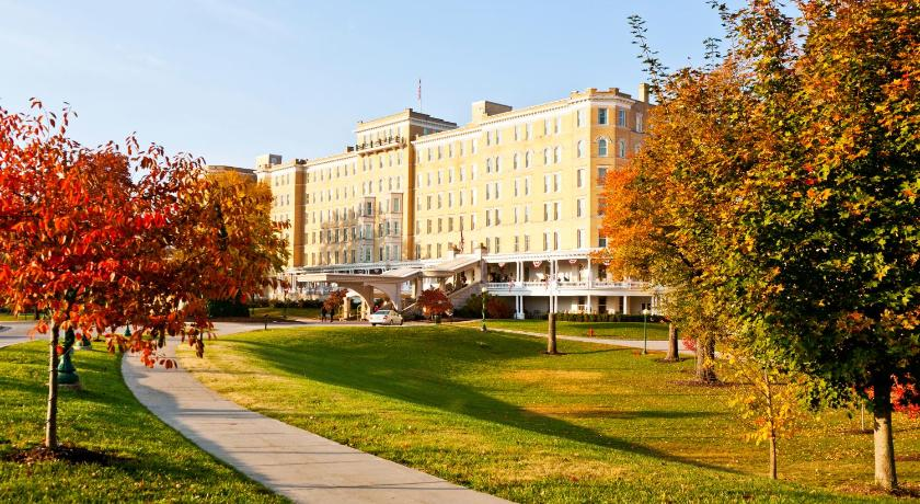 Best time to travel United States French Lick Springs Hotel