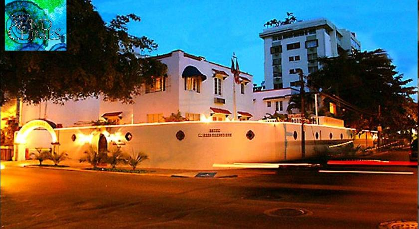 Best time to travel San Juan At Wind Chimes Boutique Hotel