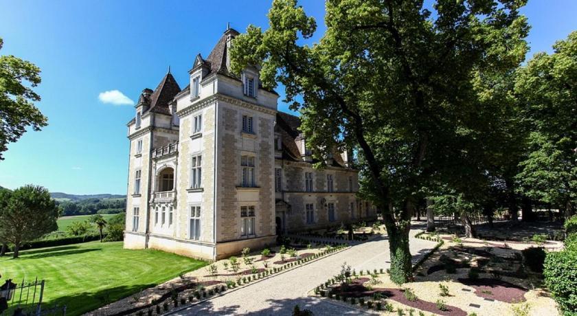 Hôtel du Château de Monrecour
