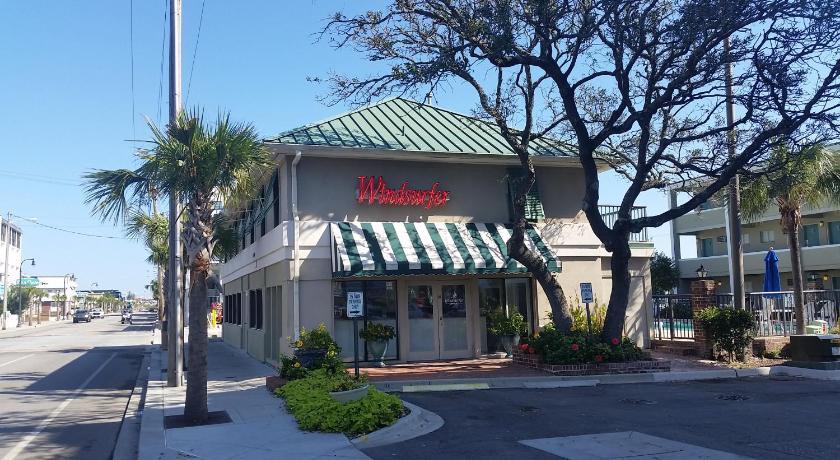 Hotels In Myrtle Beach Sc >> Windsurfer Hotel Myrtle Beach City Center Myrtle Beach Sc