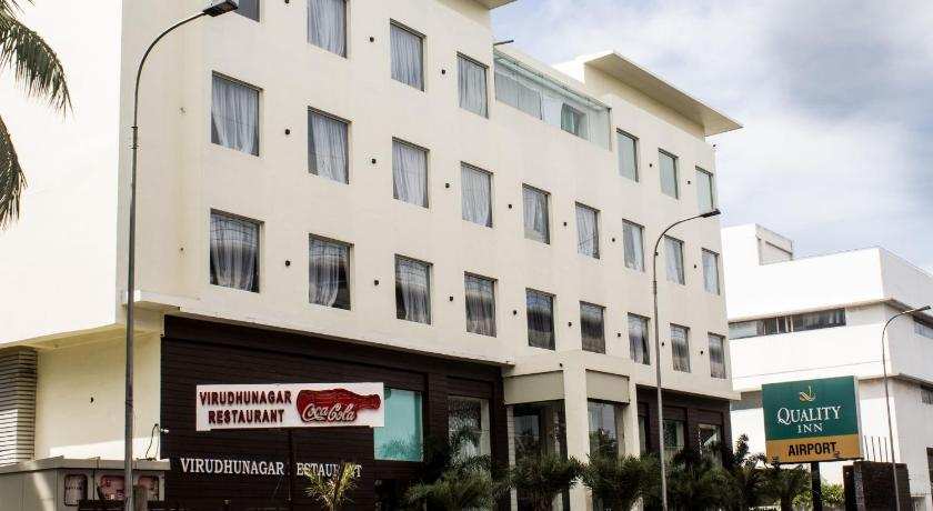 Best time to travel Chennai Quality Inn Airport