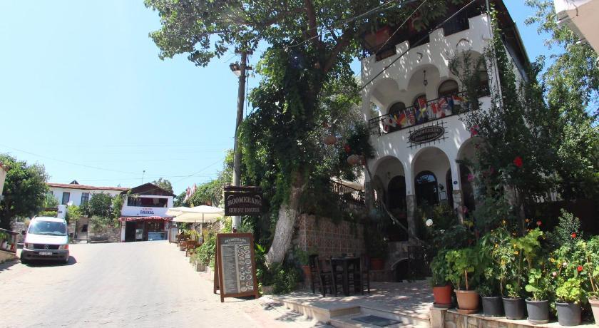 Best time to travel Kuşadası Boomerang Guest House