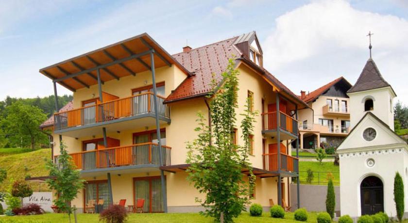 Best time to travel Slovenia Villa Aina Boutique Hotel
