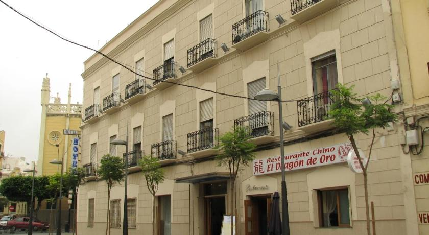 More about Hotel Nacional Melilla