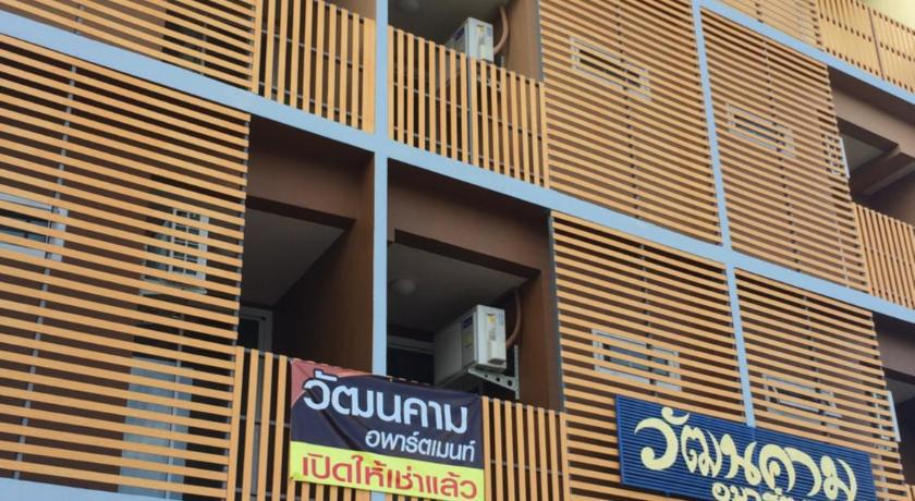 Best time to travel Thailand Wattanakham apartment