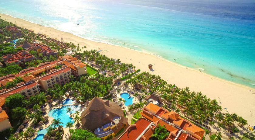 Best time to travel Mexico Sandos Playacar Select Club Adults Only- All inclusive