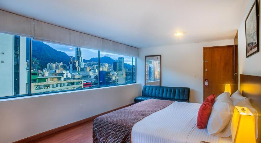 Best time to travel Bogota Hotel Oceanía Bogotá