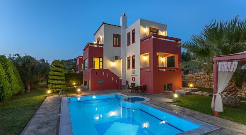 More about Alkyonides Crete Villas