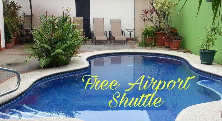Best time to travel Costa Rica Hotel La Guaria Inn & Suites