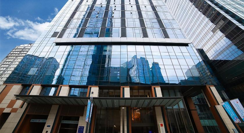 Best time to travel China Qingdao Lejiaxuan Yuexi Apartment Hongkong Central Rd The MIXC Branch