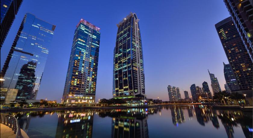 Best time to travel United Arab Emirates Oaks Liwa Heights Hotel Apartments