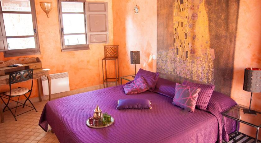 Double Room with Shared Access to Hot Tub Riads Resort by Nateve - Couples Only