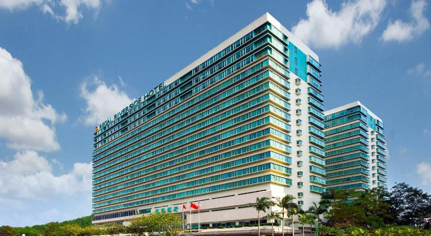 Best time to travel Sha Tin Regal Riverside Hotel