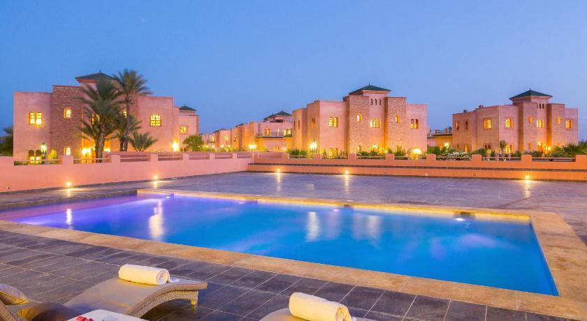 Best time to travel Morocco La Palmeraie De L'Atlas