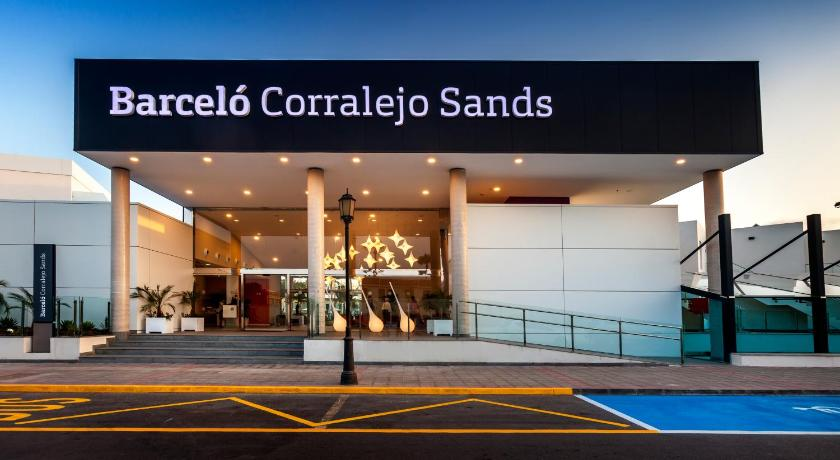 Barceló Corralejo Sands