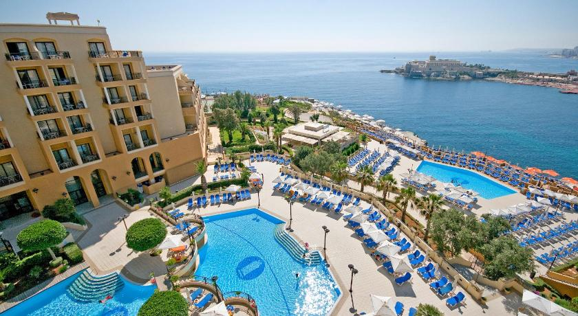 Best time to travel Valletta Corinthia Hotel St. George's Bay