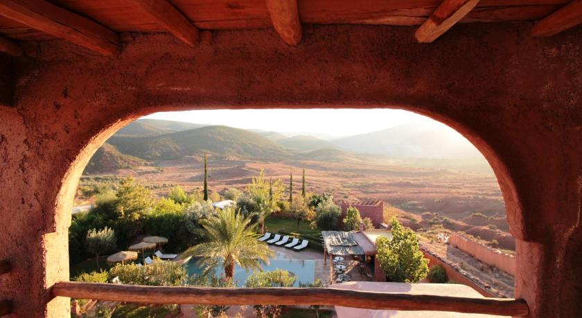 Best time to travel Morocco La Kasbah d'Ouzoud