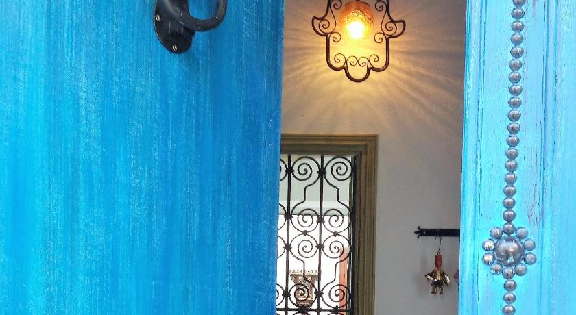 Best time to travel North Tunisia El Patio Courtyard House