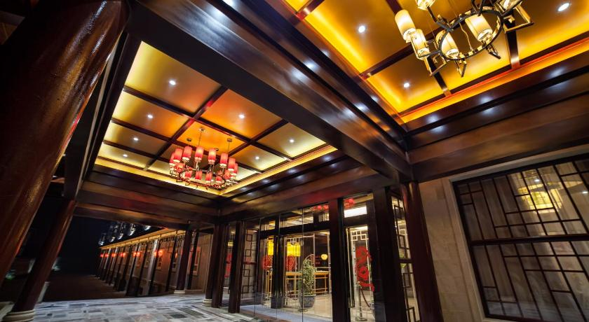 Best time to travel Osh Hotel Shanghai City
