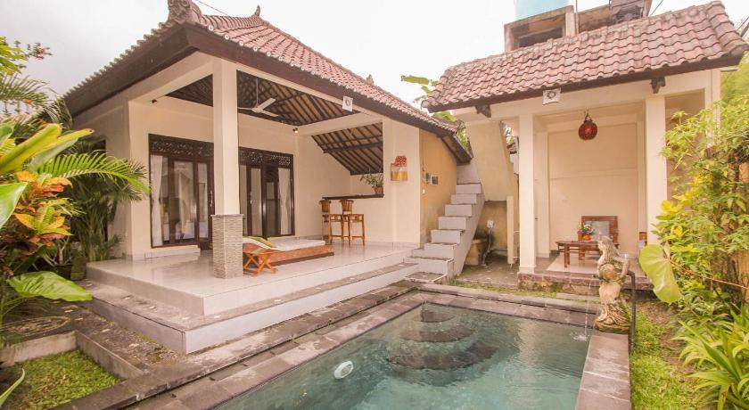 Villa Murah di Ubud dengan kolam renang pribadi
