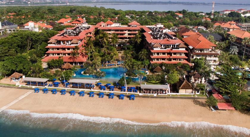 Best time to travel Indonesia Hotel Nikko Bali Benoa Beach