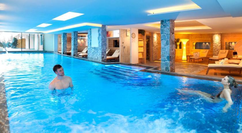 Abinea dolomiti romantic spa hotel a castelrotto trentino alto adige - Hotel castelrotto con piscina ...