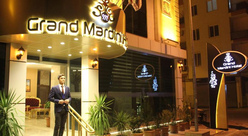 More about Grand Mardin-i Hotel
