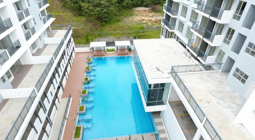 Casa Greenery Suites 4 Bedroom @ Bangi