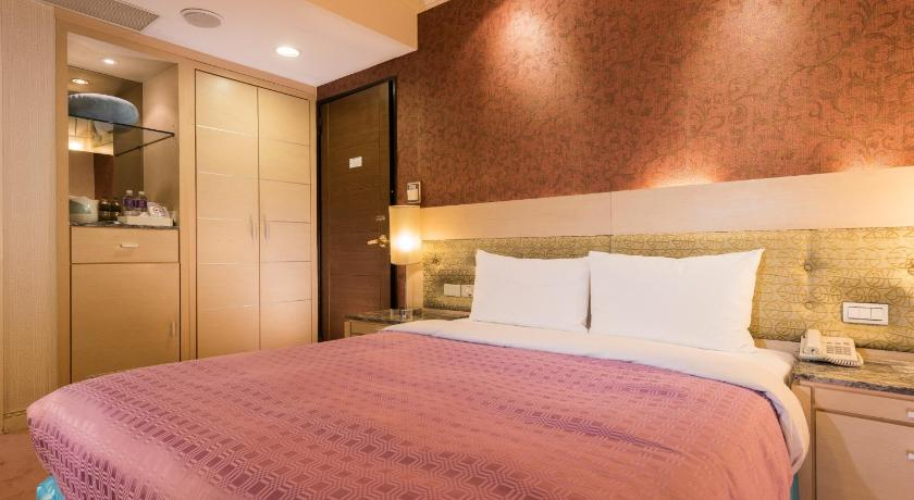 Best time to travel Taipei Wonstar Hotel - SongShan