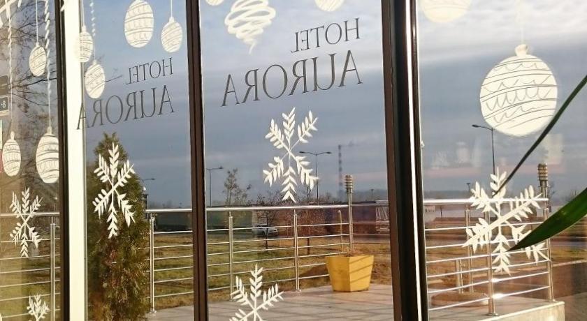 Hotel Aurora Beogradski Kej 49b Novi Sad