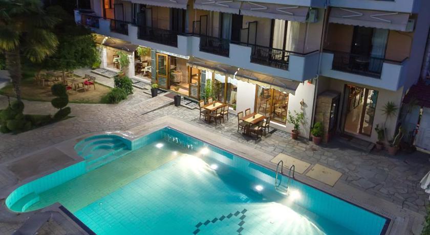 Best time to travel Kavala Syrtaki Hotel