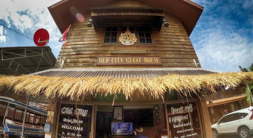 Best time to travel Sukhothai Old City Guest House