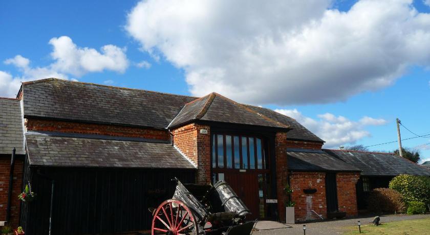 The Barn New Milton ~ Neworganicunrefinedcoconutoill