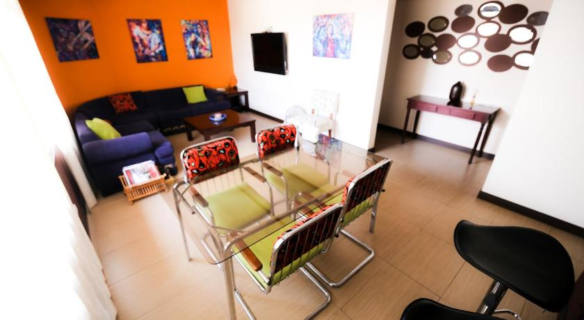 More about Executive Apartment