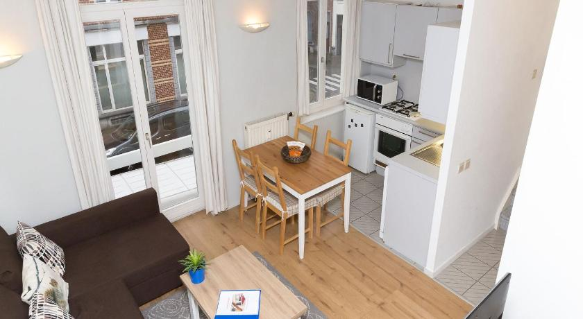 Apartament studio Hungary Patriotes Halldis Apartments