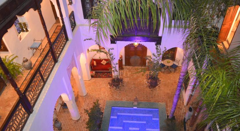 Best time to travel Morocco Riad Ghali Restaurant & SPA