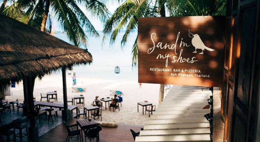 Best time to travel Ko Pha Ngan Sand in My Shoes Beach Loft